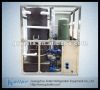 Round Shape Tube Ice Maker with Storage Bin