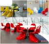 High quality ABS plastic/fiberglass panton chair/dinner chair