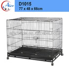 Powder coating cages Aier good quality metal dog cage
