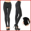 Sexy Black Seamless Stretch Slimming Stirrup Full Leggings Pantyhose Tights Pants