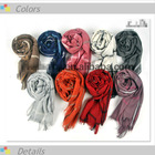cheap and fashion polyester scarf