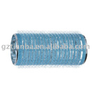 Electroplated velcro rollers.sa;on curler.unbreakable roller