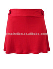 Hot Sell Latest Style Soft and Breathable Ladies Cotton Short Skirts