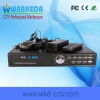 Best selling !!!!Standalone realtime network viewer 4ch dvr security(WKD-DVR8104HV)