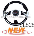 car racing steering wheel