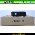 Ls 3100/Dongle Lsbox 3100 Nagra 3 For South America