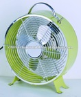 "7"" Mini Desk Fan (Clock Fan)"