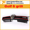 ABS Golf VI/Golf Mk6/Golf 6 front Grill/Grille GTI Look for VW
