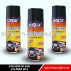 shinny car dashboard part cleaner