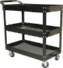 3 shelves tool cart