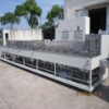 Multi-Stage Ultrasonic Cleaning Equipment