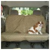 Quilted Waterproof Pet Car Seat Cover