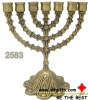 big alloy menorah