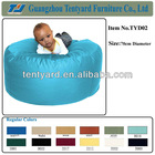 promotion fancy kid beanbag chair cover