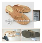 Slipper Stocks A8206 Ladies Flip Flops Slipper Stock lots