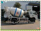 Top design Famous Foton 4*2 small concrete mixer