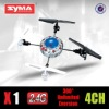 2.4G blue tooth SYMA S32 3.5-channel rc helicopter w/ built in gyro