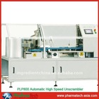 PPL-800U Automatic high speed unscrambler machine