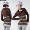 2012 original women's elegant knitted sweater