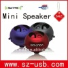 portable laptop usb mini speaker for Iphone/Ipod
