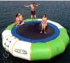 2011 hot sale water bouncer,inflatable trompolin