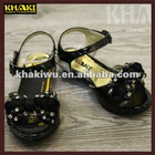 fashion beaded sandal casual shoes child summer shoes
