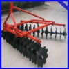 farm machine harrow suspension middle-duty disc harow with 24 discs
