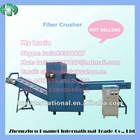 high capacity palm fiber cutting machine