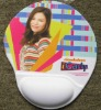 Customized Mouse Pad With Wrist Rest, Promotional Mouse Pad