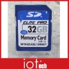 Bulk 32GB OEM SD Card High Quality