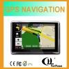 X7 5 inch car monitor gps with 2GB internal flash memory gps director