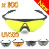 2012 New UV100 X100 Cycling Bicycle Bike Sports Outdoor Climbing Goggles SunGlasses