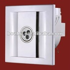 Hotel Turbine Type 3W LED Light Exhaust Fan