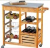 Hot Sale!!! Fashional Wooden Dining Cart