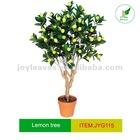Sweet and beautiful artificial lemon tree