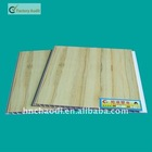 woodgrain design of hot stamping PVC Panel (CZ 0184)