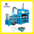 Hydraulic QTY3000 Color Pavers Block Machine