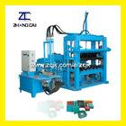 Hydraulic QTY3000 Color Pavers Block Machine