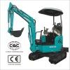 Sunward mini compact small excavator 18UB
