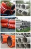 XG600 *2000 hanging roller Reinforced Concrete Pipe Machine