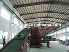 tyre cutting machinery for rubber powder