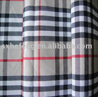 COTTON NYLON YARN DYED FABRIC