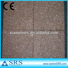 China red porphyry granite tile and cut to size