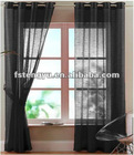 black light curtain fabric and curtain voile
