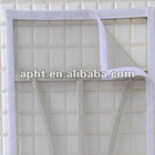 Fiberglass window invisible screen netting (HT-CSW-009)