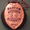 Crime Prevention Officer Badges