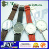 F03829 Fashion Simple and generous Quartz Leather Wrist Watch