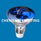R80 light bulb 100w e27 base 110-240v five difference colors