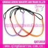 2012 Yiwu hair accessories fashion ladies hair band with rhinestone