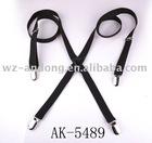 fashion black infant suspenders